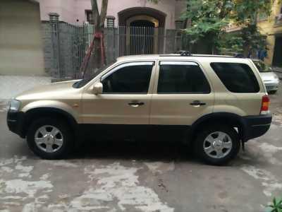 Bán xe Ford Escape XLT 3.0 đời 2004 màu xám vàng