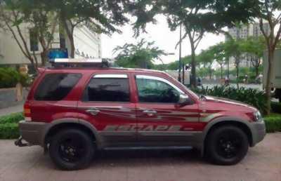 Bán xe Ford Escape XLT 2006 tự động màu đỏ