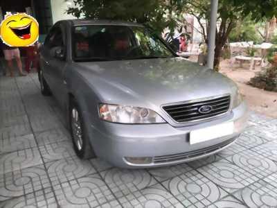 Cần bán xe Mondeo 2005 số tự động, bản full, màu bạc
