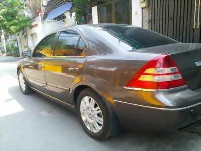 Gia đình cần bán xe Mondeo 2005