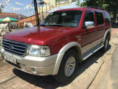 Ford Everest 2007 Số sàn, may dau