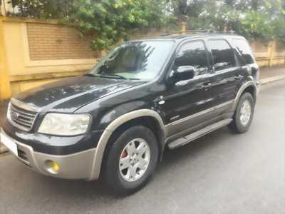 Bán chiếc xe Ford Escape 2008 màu đen.tự động 4 cấp