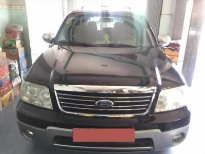 Lên đời bán rẻ xe Ford Escape đời 2008 tự động màu đen