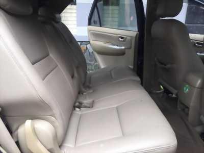 bán gấp xe Toyota Fortuner sx 2012 máy dầu số tay màu xám chì