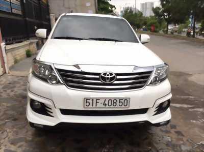 Bán xe Toyota Fortuner TRD 2.7V (4x2) năm 2016