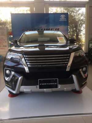 """""""Hàng hot"""" Toyota Fortuner 2017 độ Phong cách Lexus"""