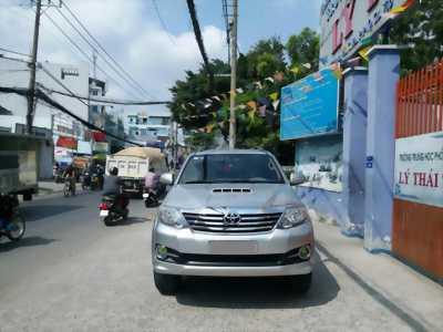 bán xe Toyota Fortuner 2.5G đời 2013 máy dầu số sàn
