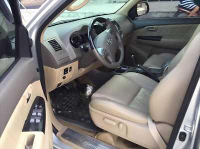 Bán Toyota Fortuner 2012