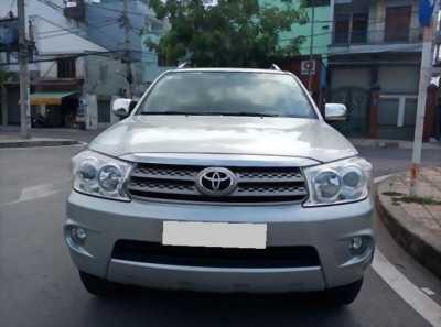 Bán Toyota Fortuner 2011