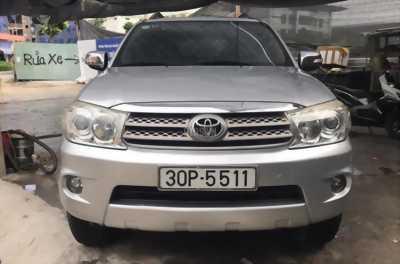 Bán xe ô tô Toyota Fortuner 2.7V 4x4 AT 2009 giá 505 Triệu