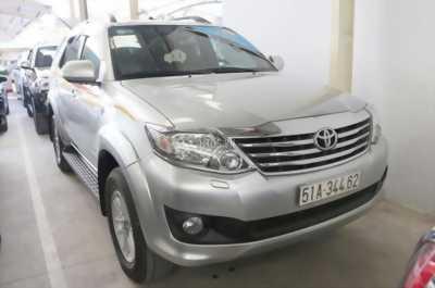 Bán xe ô tô Toyota Fortuner 2.5 G 2012 giá 660 Triệu