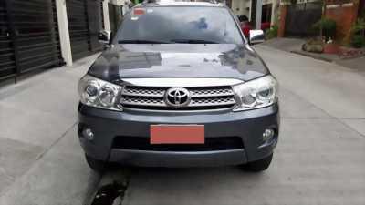 Bán xe Toyota  Fortuner V đời 2010 tại HCM