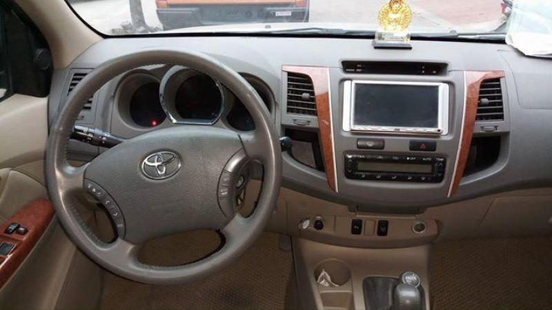 Cần tiền gấp bán xe Toyota  Fortuner đời 2010,tự động máy xăng
