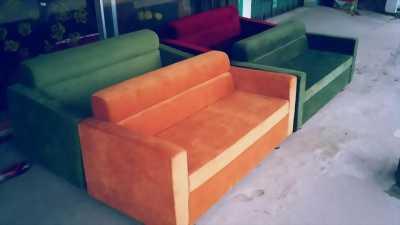 Ghế sofa vải,sofa băng phòng khách,phòng chờ,khách sạn,cafe giá rẻ
