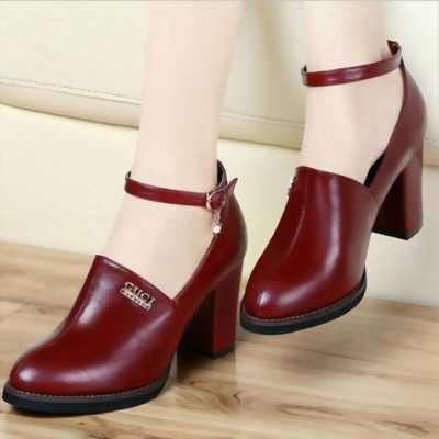 Giày cao gót nữ hàng quảng châu