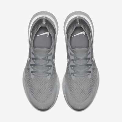 Giày Nike Epic React (Chuẩn VNXK) Đen & Xám