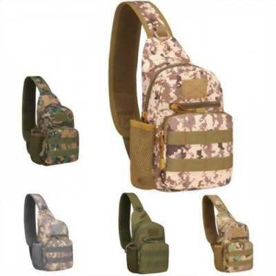 Balo lính rằn ri đeo chéo chống nước Nam quân đội