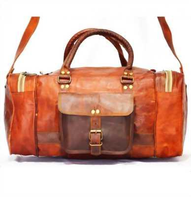 Túi da bò yamaha. Mẫu tự thiết kế không đụng hàng