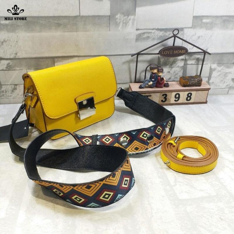 Túi Zara dây thổ cẩm