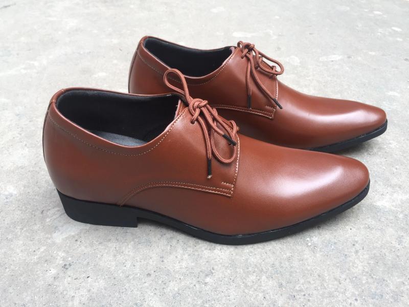 Giày da nam full box 4MEN chính hiệu