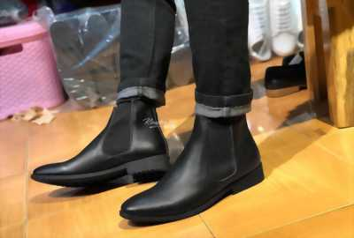 Boot khoá zip size 42-43