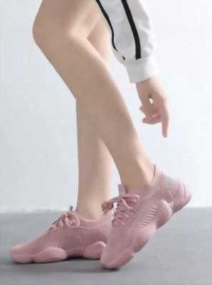 Giày tập Gym nữ màu hồng