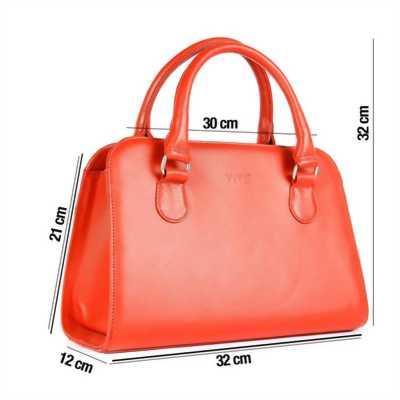 Túi da thật, dày cho nữ nàu cam