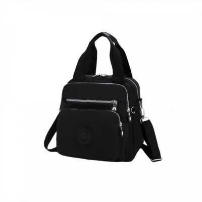 Túi đeo chéo nhiều ngăn kiểu ngang loại dày tốt TDC0035