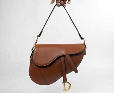 Túi nữ đeo chéo Dio màu nâu bò đẹp sang TN0001