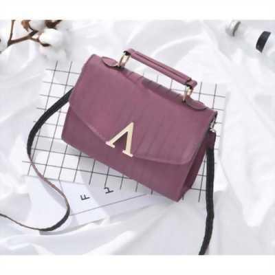Túi xách tím thời trang