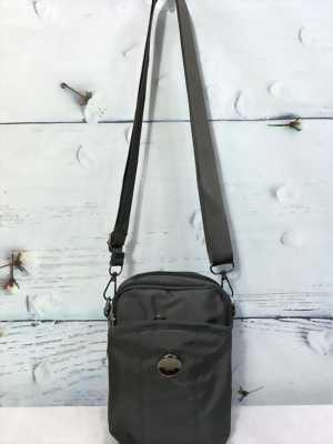 Túi đeo chéo mini màu xám ghi thời trang TDC0012