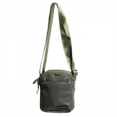 Túi đeo chéo Volunteer màu xanh rêu quân đội TDC0023