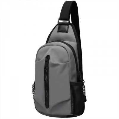 Túi đeo chéo nam kéo giữa thời trang loại tốt rẻ TDC0033