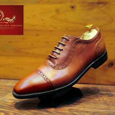 Giày da Westman - Luxury Shoes