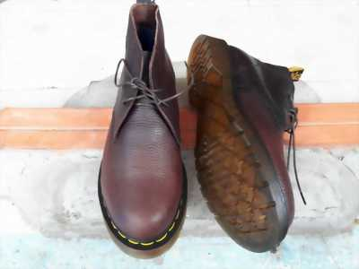 Giày dr martens nam cổ lửng boot Chelsea classic