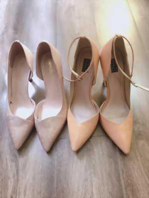 Cần thanh lý giày mới mang 2-3 lần