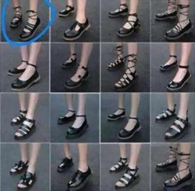 Bán giày loli nữ giá rẻ