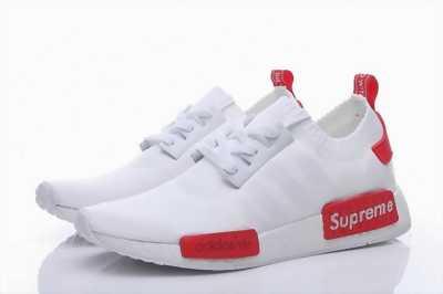 Giày Adidas NMD x Supreme