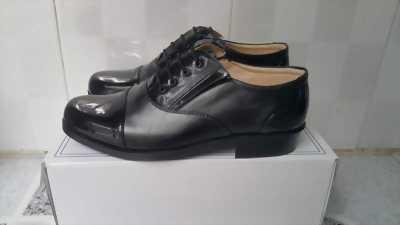 Giày da nam sĩ quan