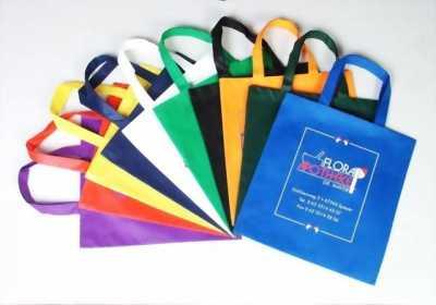 Sản xuất in ấn túi vải bố, balo dây rút, túi quảng cáo