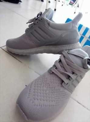 Giày Adidas cho Nam Xám mới mua (mới nguyên)