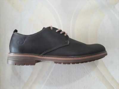Giày Timberland cho nam, chất liệu da
