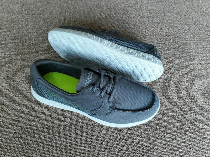 Giày Skechers xỏ cho nam giá rẻ, hàng chính hãng
