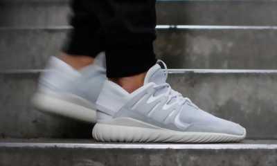 Giày Adidas Tubular Nova PK White