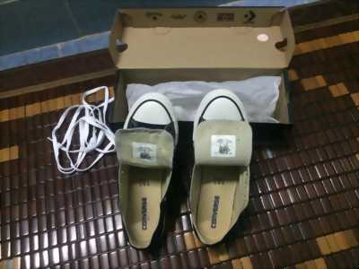 Giày Converse chính hãng xanh navy size 37,5