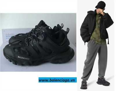 Giày thể thao Balenciaga Track Trainers màu đen