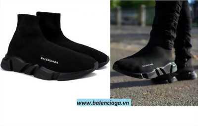 Giày Balenciaga Speed Trainer black cực đẹp, giá tốt