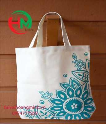 Túi vải bố phong cách Hàn Quốc
