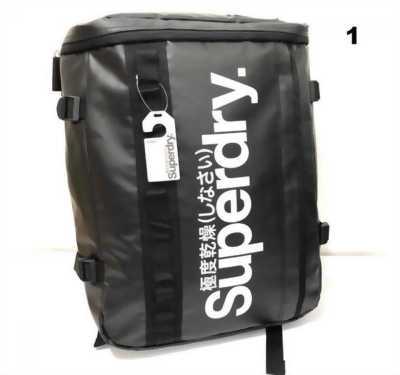 Ba Lô chống nước 000304 Superdry Fuse Box Backpack