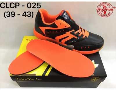 Giày Cầu Lông - 025 đế cam
